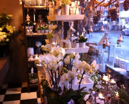 Kerst Bloemenschoof Naarden Bussum