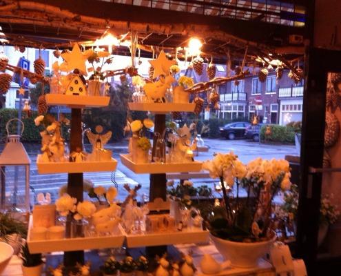 Bussumse Kerst bij de Bloemenschoof